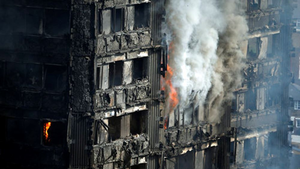 Άρχισε η έρευνα της αστυνομίας για την απόδοση ευθυνών για την φωτιά στο Grenfell Tower