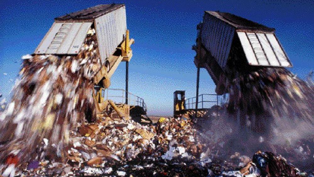 Με ραντεβού η αποκομιδή απορριμμάτων στο Ηράκλειο