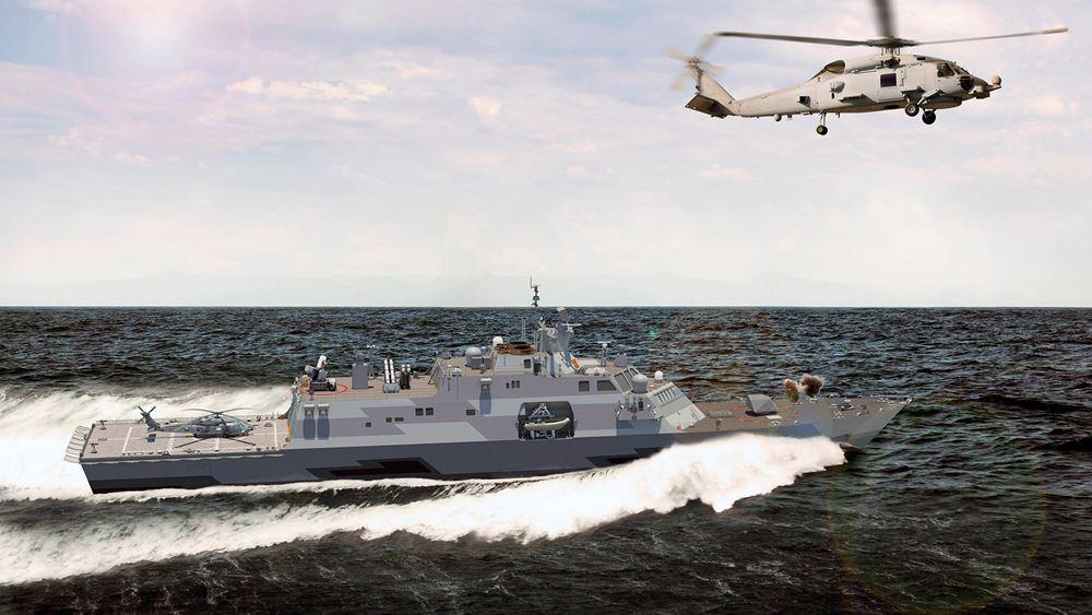 Αποκλειστικά σε ελληνικά ναυπηγεία με μεταφορά τεχνολογίας-τεχνογνωσίας Lockheed Martin τρεις νέες φρεγάτες του Πολεμικού Ναυτικού