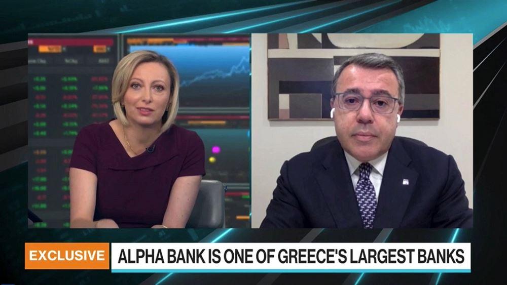 Βασίλης Ψάλτης στο Bloomberg: Επιταχύνουμε την αντιμετώπιση των κόκκινων δανείων, παρά τις αντιξοότητες