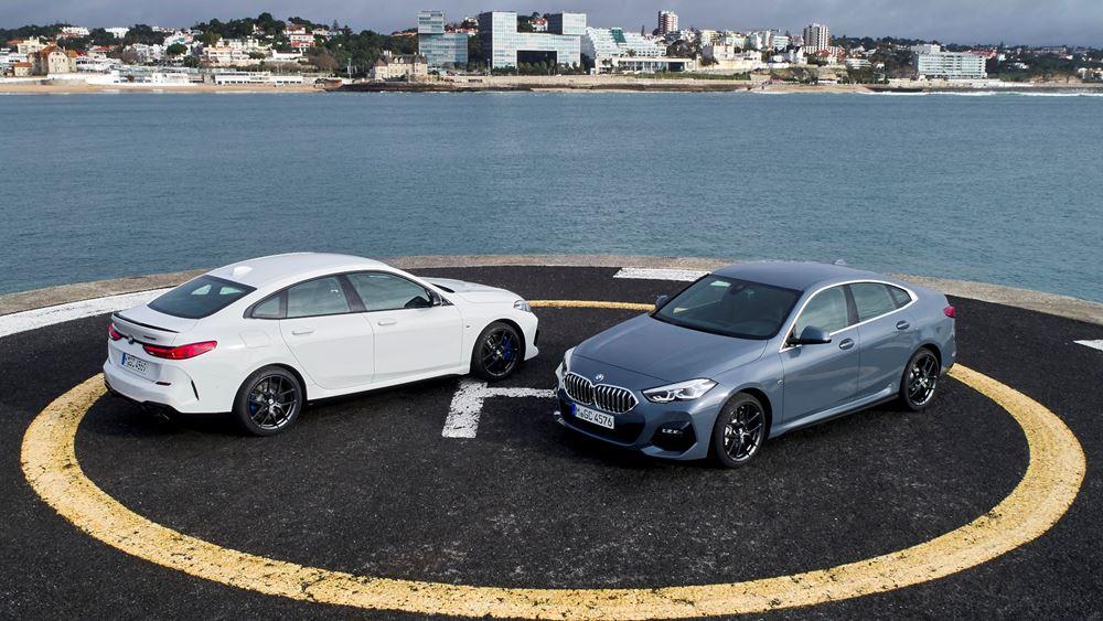 Η νέα BMW Σειρά 2 Gran Coupe