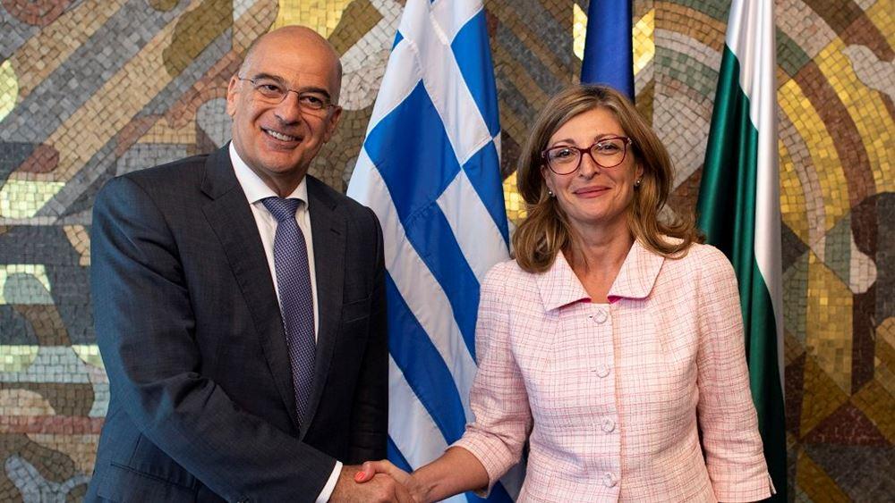 Συνάντηση Ν. Δένδια με τον ΥΠΕΞ Βουλγαρίας αύριο στην Αθήνα