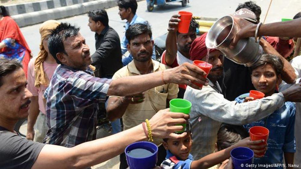 Ινδία: Στους 78 οι νεκροί από τον καύσωνα