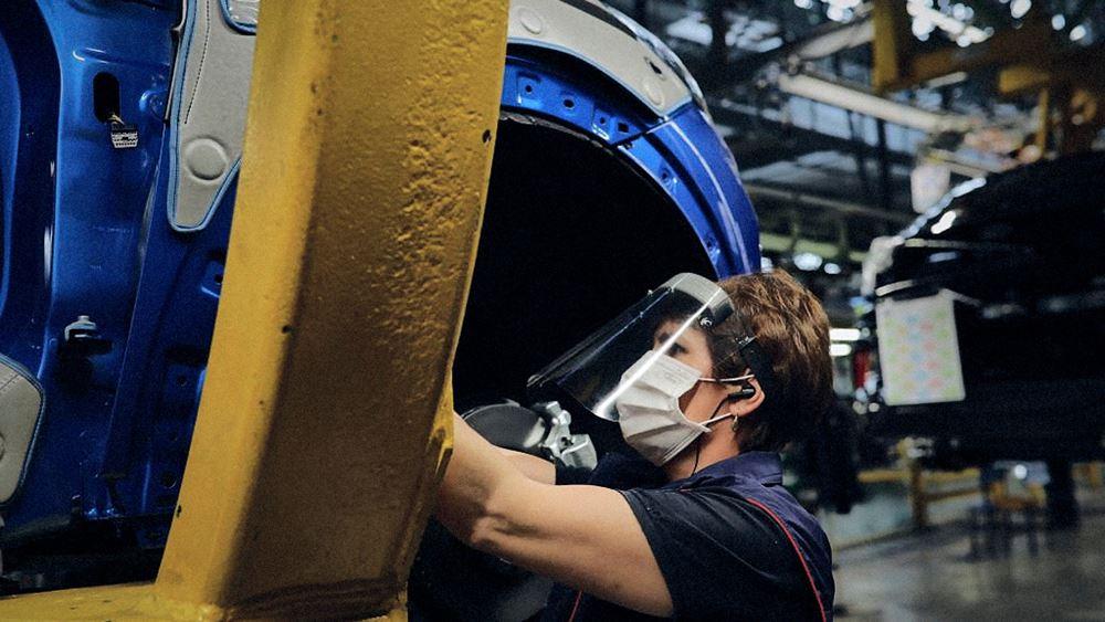 """ΗΠΑ: Νέο """"λουκέτο"""" σε εργοστάσιο της Ford μετά τον εντοπισμό δύο κρουσμάτων κορονοϊού"""