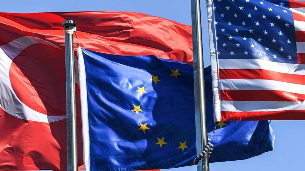 Ε.Ε.: Ανέβαλε τις προπαρασκευαστικές συνομιλίες για ένα νέο συμβούλιο με τις ΗΠΑ