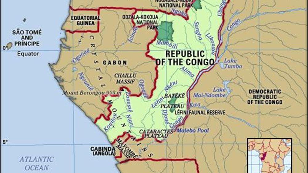 ΛΔ Κονγκό: Δεκάδες σπίτια κάηκαν σε μεγάλη πυρκαγιά στο Μπουκάβου
