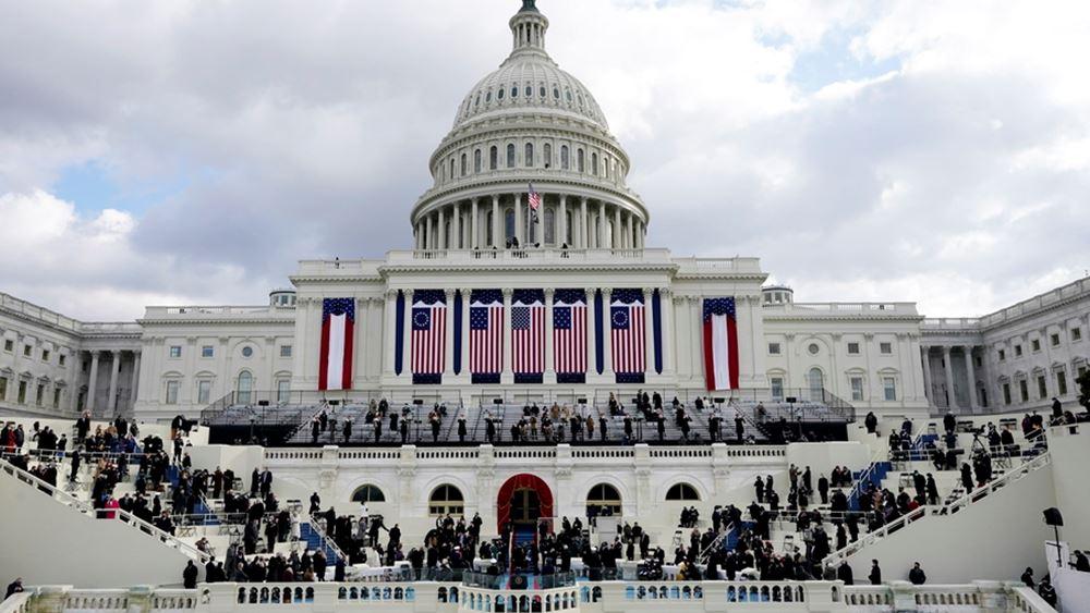 ΗΠΑ: Περίπου 40 εκατομμύρια τηλεθεατές παρακολούθησαν την ορκωμοσία του Τζο Μπάιντεν