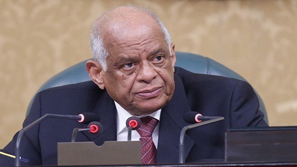Πρόεδρος Αιγυπτιακής Βουλής: Βάσει της Σύμβασης του ΟΗΕ η Συμφωνία με Ελλάδα για την ΑΟΖ