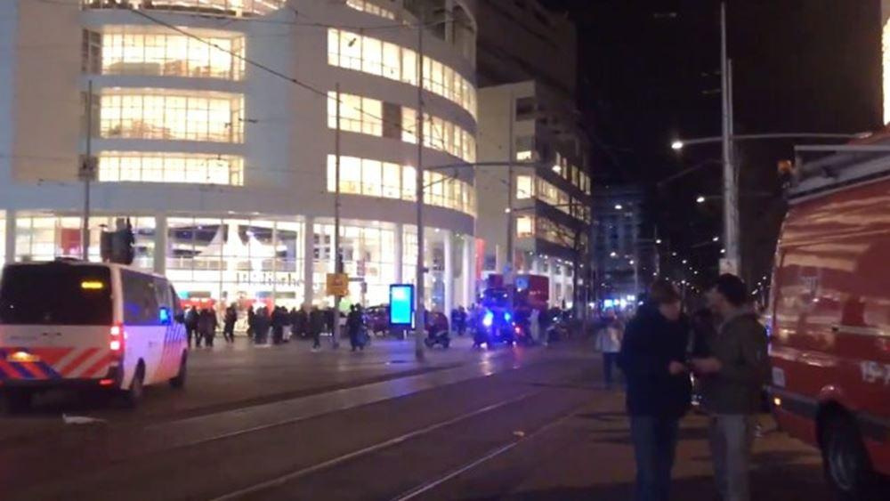 Συναγερμός στην Ολλανδία: Άνδρας τραυμάτισε με μαχαίρι τρία άτομα στη Χάγη