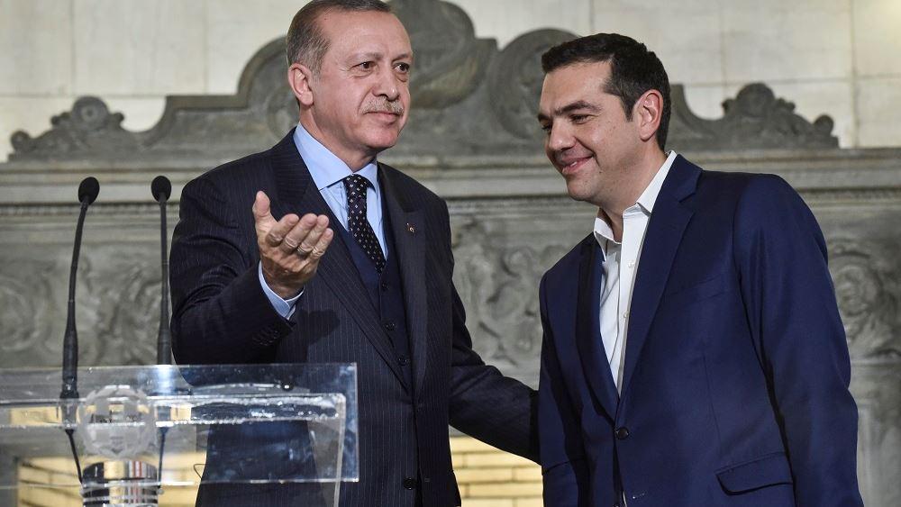 Συμφραζόμενα της επίσκεψης Τσίπρα στην Τουρκία