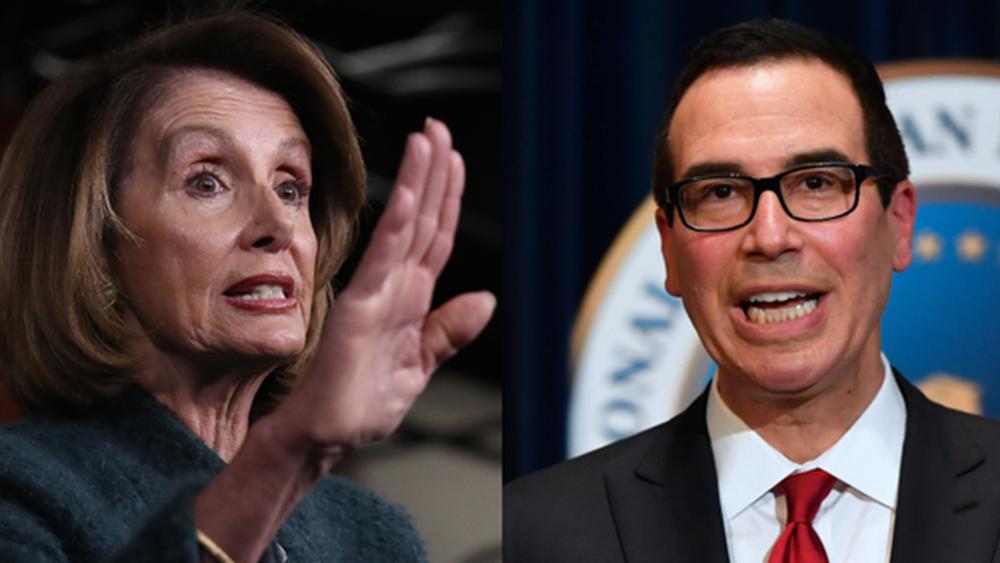 ΗΠΑ: Λευκός Οίκος και Δημοκρατικοί προσβλέπουν σε συμφωνία για το νέο πακέτο μέχρι το τέλος της εβδομάδας