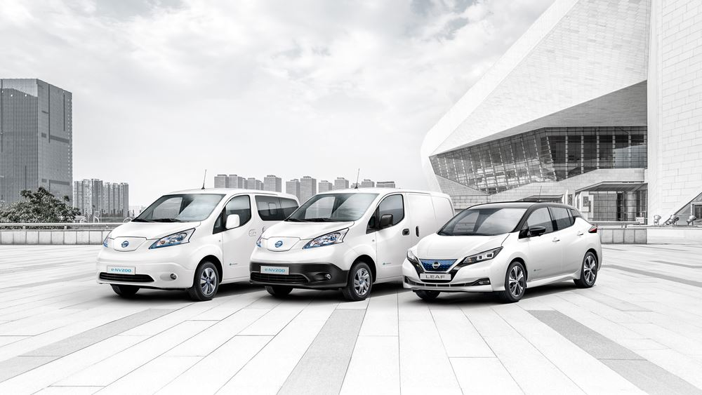 Η Nissan ξεπέρασε τις 250.000 πωλήσεις EVs στην Ευρώπη