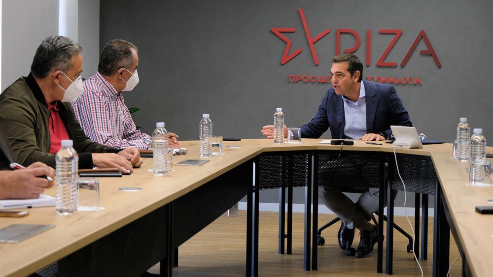 Τσίπρας: Ο κ. Μητσοτάκης δεν πουλά καν, αλλά εκχωρεί τη ΔΕΗ μέσα σε βαθιά ενεργειακή κρίση