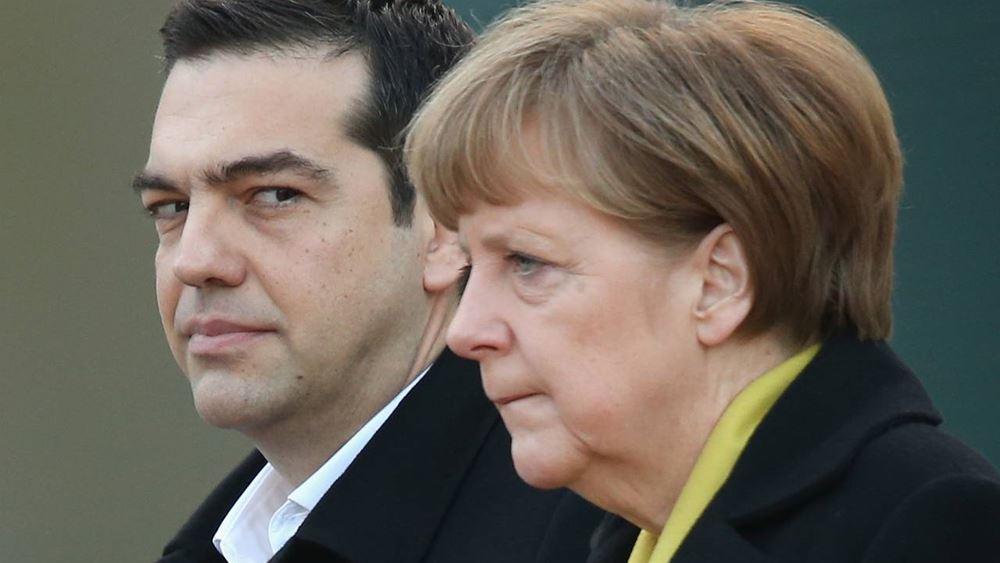 Πώς και γιατί επέστρεψε ο Τσίπρας στο ...Go back madame Merkel