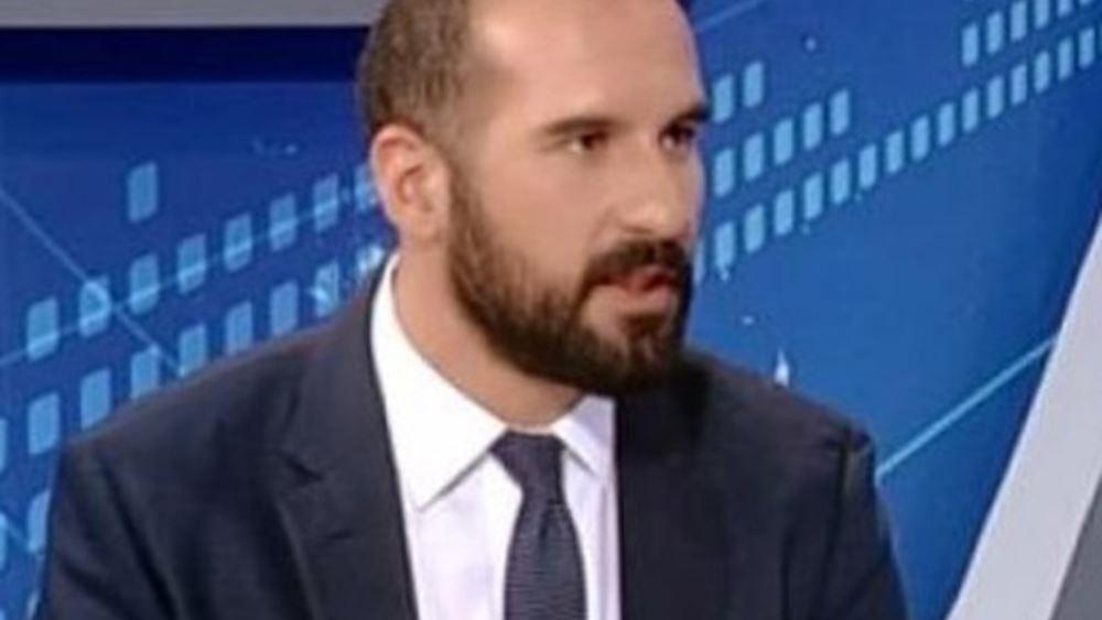 Δ. Τζανακόπουλος για Κατερίνα Σακελλαροπούλου: Μια εξαιρετική περίπτωση
