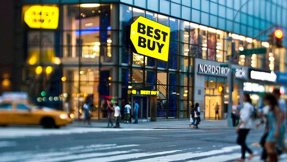 Χαμηλότερες των προσδοκιών οι πωλήσεις β΄ τριμήνου για τη Best Buy