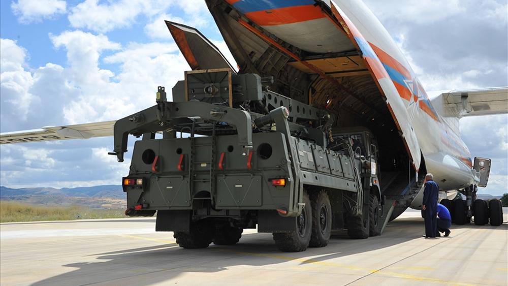 Αρχίζει αύριο η παράδοση στην Τουρκία άλλης μιας συστοιχίας ρωσικών S-400