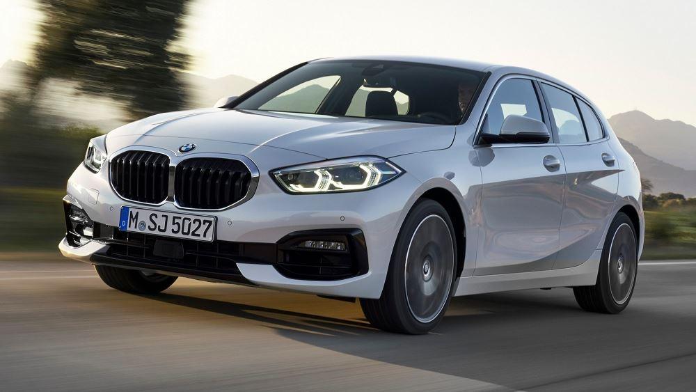 H BMW αναβαθμίζει τα μοντέλα της
