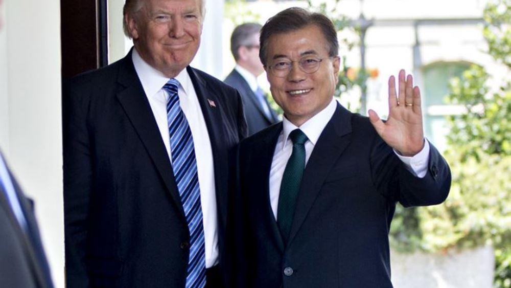 Κοινό μέτωπο ΗΠΑ-Ν. Κορέας για ισχυρότερες κυρώσεις στη Β. Κορέα