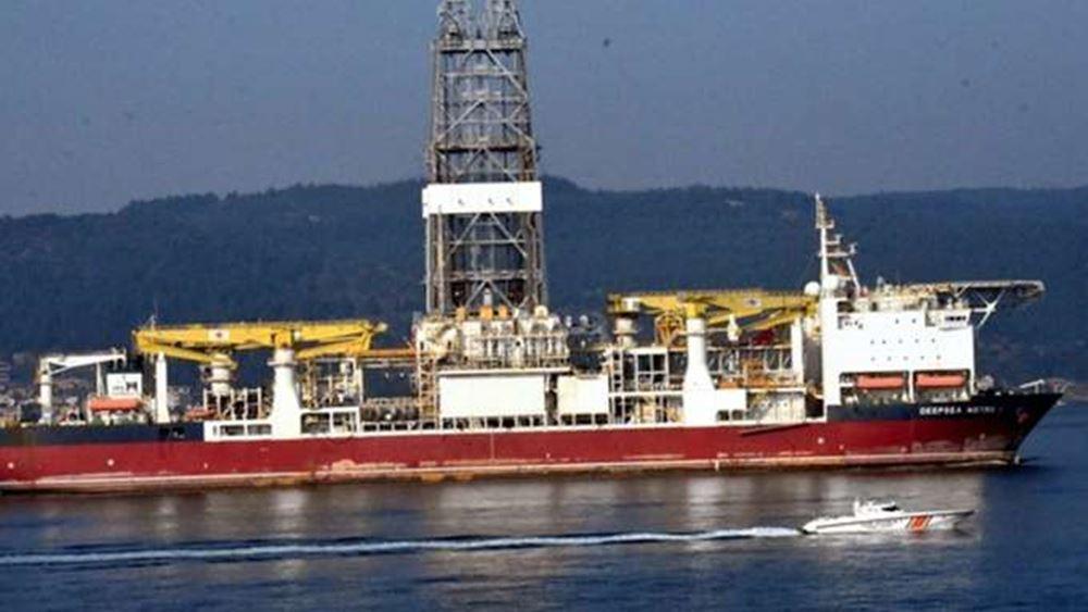 """Ντονμέζ: Νέα γεώτρηση Γιαβούζ στο """"Λευκωσία 1"""""""