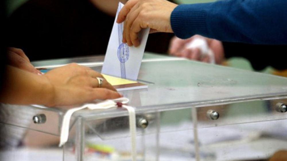 """Προς το 37% ο """"πήχυς"""" της αυτοδυναμία του νέου εκλογικού νόμου"""