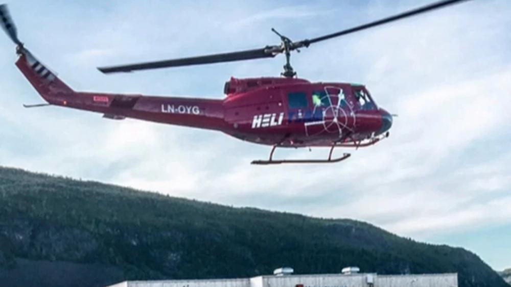 Μεταφορά τεσσάρων ασθενών με ελικόπτερα της Πολεμικής Αεροπορίας