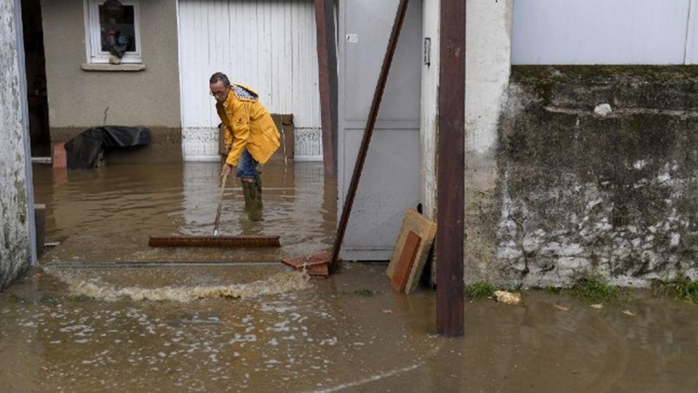 γαλλία-πλημμύρες