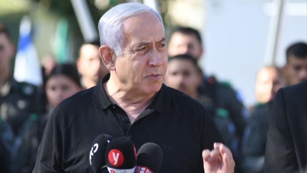 """Νετανιάχου προς Μπάιντεν: Το Ισραήλ """"κάνει τα πάντα για να μη βλάψει"""" ανθρώπους που δεν εμπλέκονται στις μάχες"""