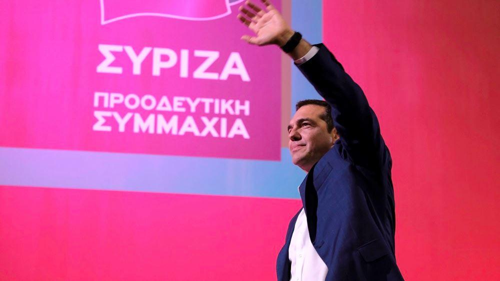 """Με ...Τζουμάκα, Ραγκούση, Μπίστη ο """"νέος""""  ΣΥΡΙΖΑ"""