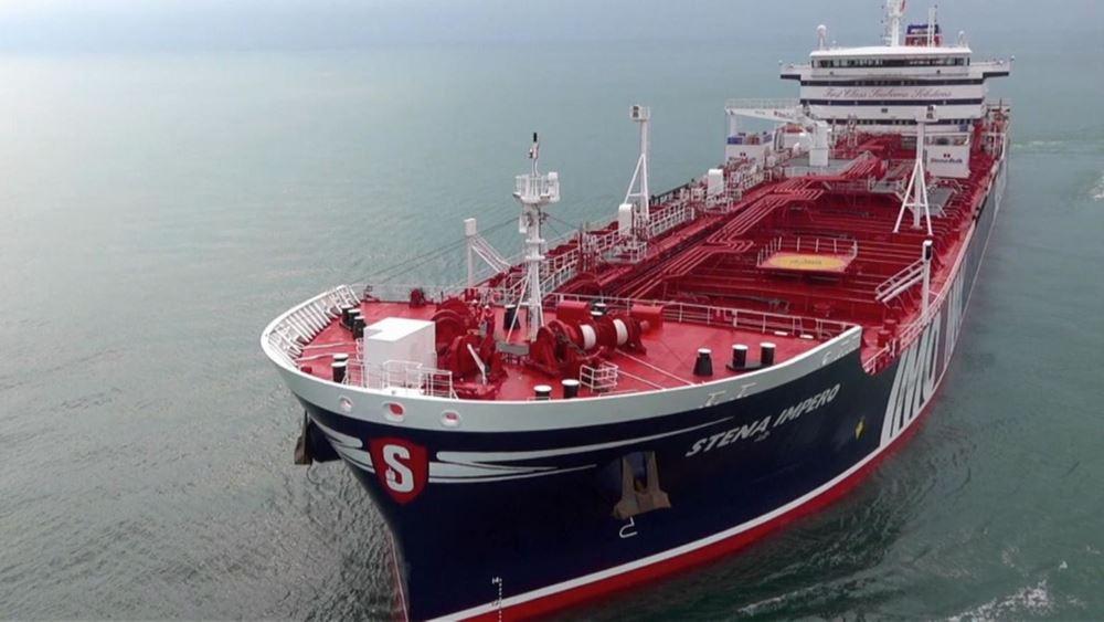 Ιράν: Στο λιμάνι Μπαντάρ Αμπάς βρίσκεται το πλήρωμα του Stena Impero