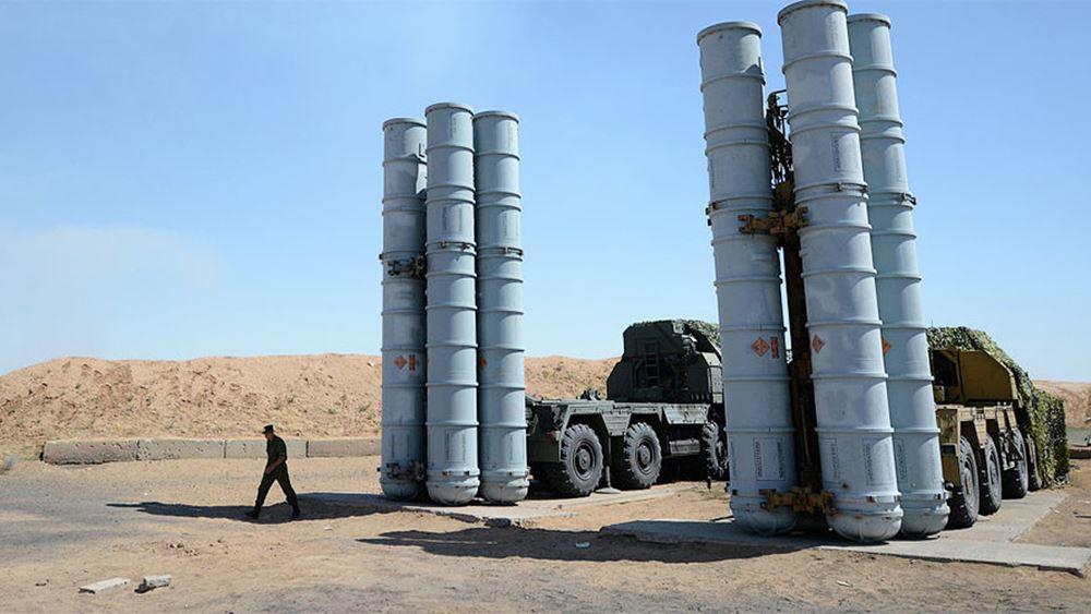 """Η Ρωσία έδωσε το """"ΟΚ"""" στη Συρία να χρησιμοποιήσει τους S-300 εναντίον του Ισραήλ"""