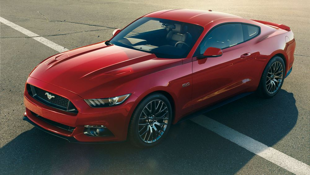 Ford: Δύο μοναδικές διακρίσεις για την Ford Mustang