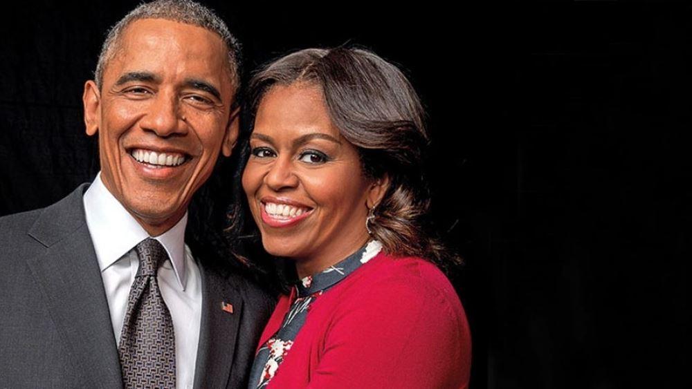"""Ομπάμα: """"Οι γυναίκες είναι αναμφισβήτητα καλύτερες από τους άνδρες"""""""