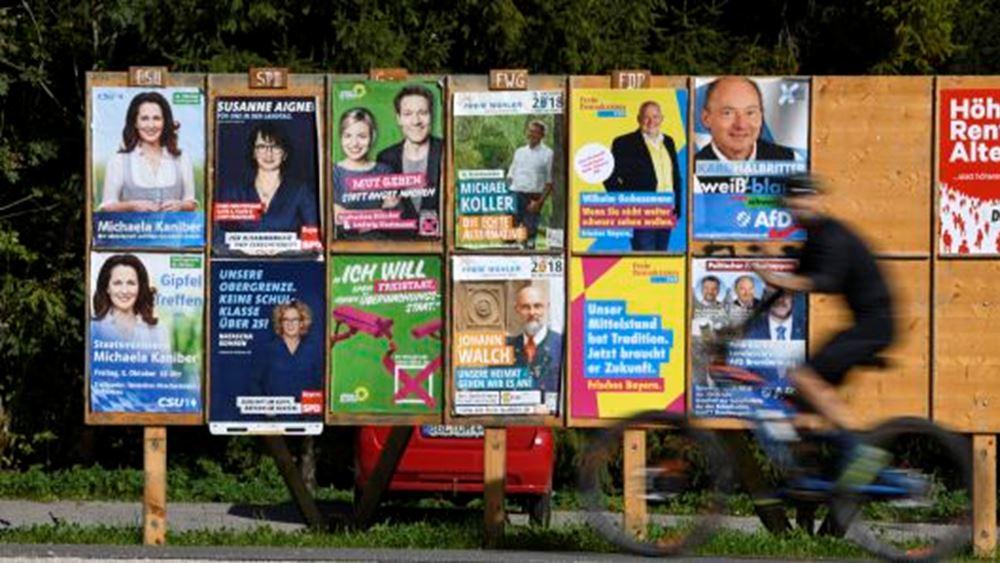 """Κρίσιμες εκλογές σήμερα στη Βαυαρία - Οδυνηρή ήττα CSU """"δείχνουν"""" οι δημοσκοπήσεις"""