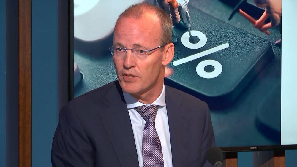 Knot (ΕΚΤ): Η οικονομική ζημιά από το νέο κύμα κορονοϊού αναμένεται μικρότερη
