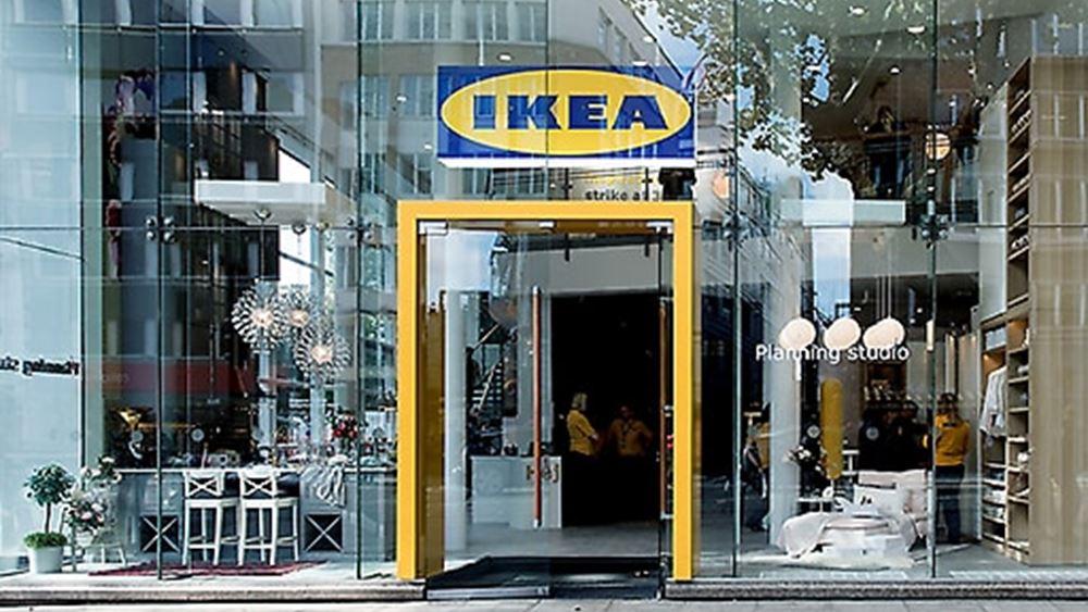 Το νέο μοντέλο μικρών καταστημάτων της IKEA στα κέντρα των πόλεων