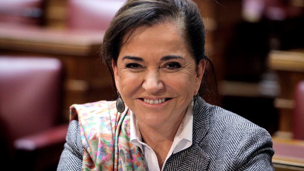 Ντ. Μπακογιάννη: Θέλουμε Πρόεδρο της Δημοκρατίας ευρείας αποδοχής, αν είναι και γυναίκα τόσο το καλύτερο