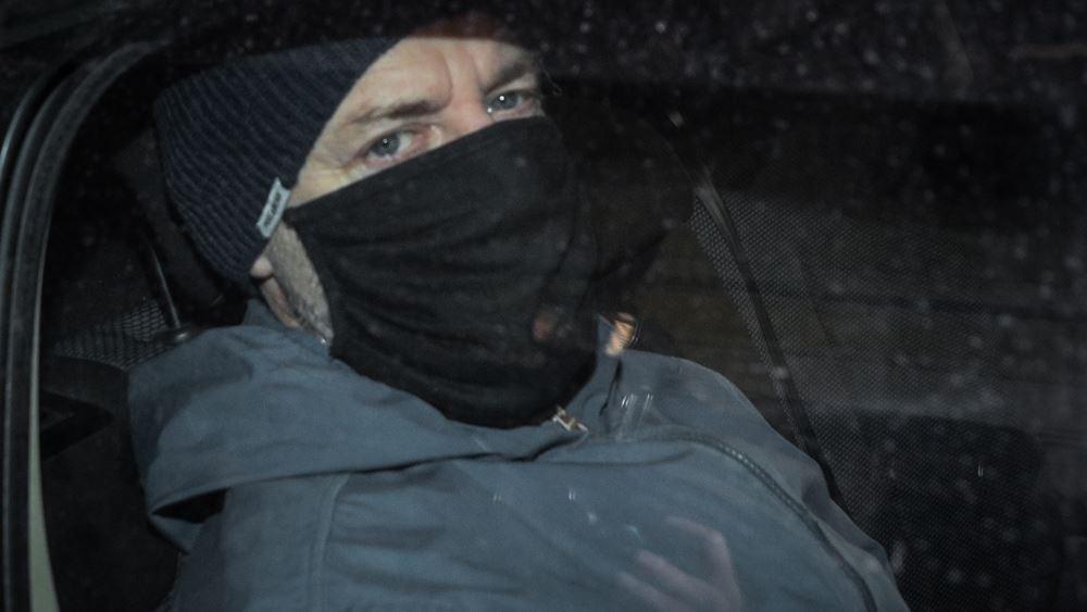 Δημήτρης Λιγνάδης: Μεταφέρθηκε στις φυλακές της Τρίπολης