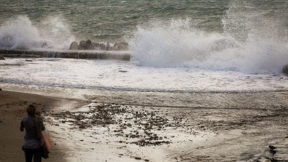 """Κέρκυρα: Πλημμυρικά φαινόμενα, κατολισθήσεις και ακυρώσεις πτήσεων προκάλεσε ο """"Μπάλλος"""""""