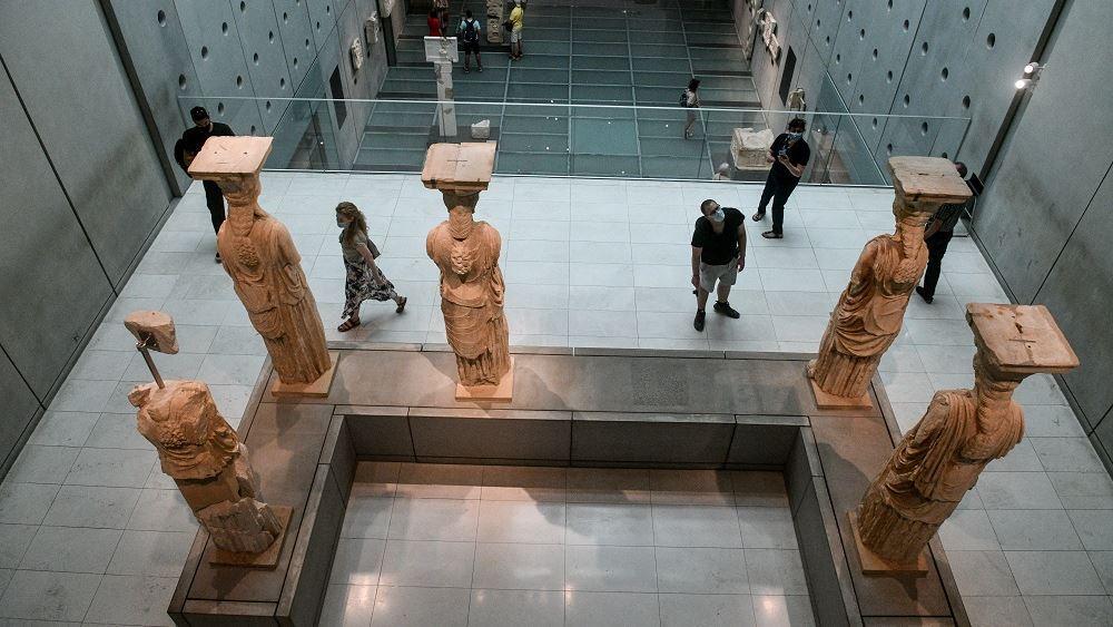 ΥΠΠΟΑ: Ο  καθηγητής Ν. Σταμπολίδης πρώτος γενικός διευθυντής του Μουσείου Ακρόπολης