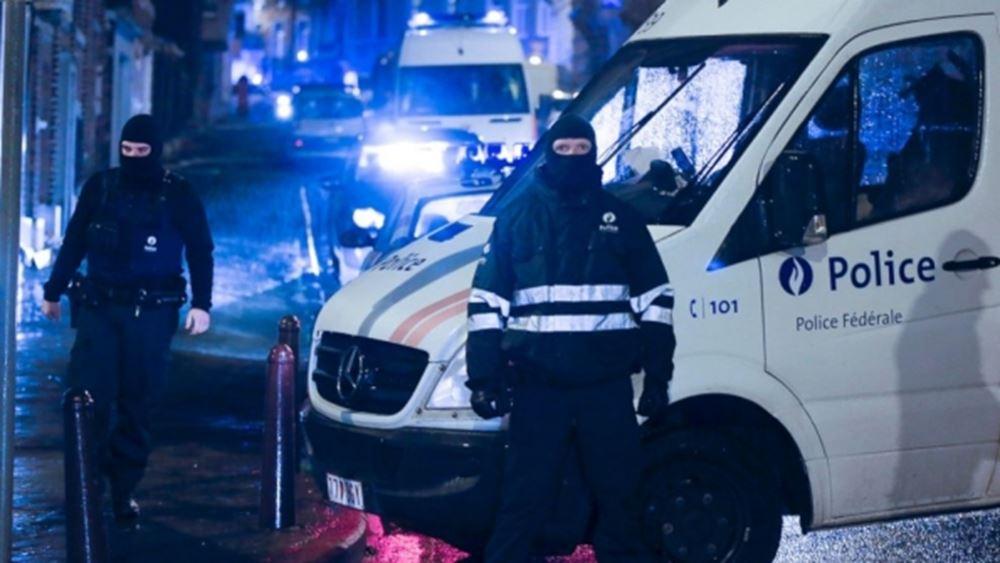 Bέλγιο: Συνελήφθησαν τέσσερις ύποπτοι για την επίθεση στην υπερταχεία Thalys το 2015