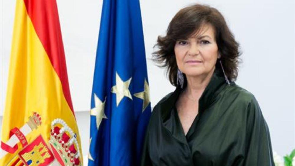 Ισπανία: Θετική στον κορονοϊό η αντιπρόεδρος της κυβέρνησης Κάρμεν Κάλβο