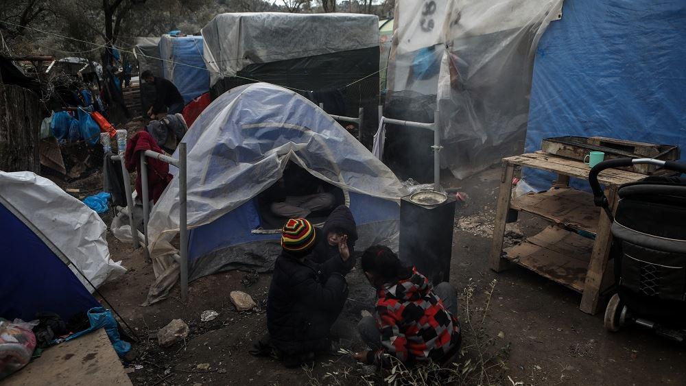Μυτιλήνη: Τον κορονοϊό στα ΚΥΤ επιχειρεί να αντιμετωπίσει η Περιφέρεια Βορείου Αιγαίου