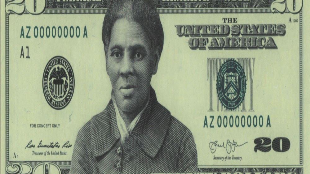 Χάριετ Τάμπμαν: Μια πρώην σκλάβα στο νέο 20δόλαρο