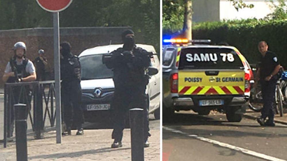 Γαλλία: Άνδρας μαχαίρωσε θανάσιμα τη μητέρα και την αδελφή του κοντά στο Παρίσι