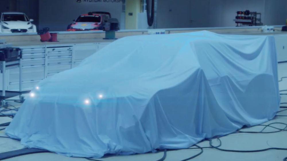 Το 1o ηλεκτρικό αγωνιστικό της Hyundai Motorsport