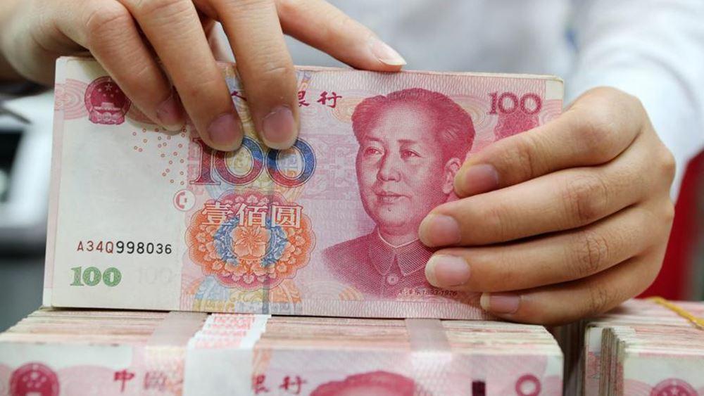 Κίνα οικονομία