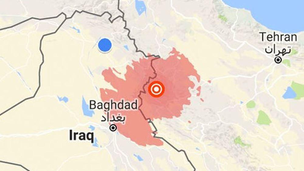 Δεκάδες οι τραυματίες στο Ιράν, ένας νεκρός στο Ιράκ από τον σεισμό των 6,4 Ρίχτερ