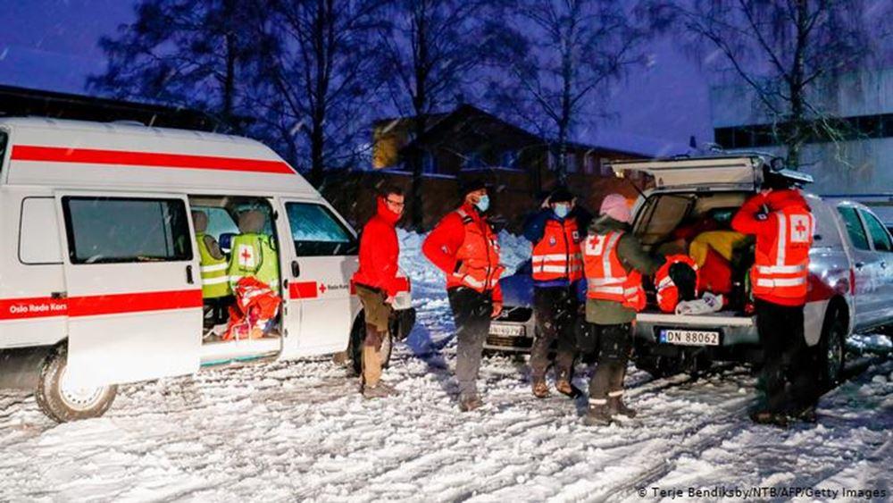Νορβηγία: Έξι νεκροί και τέσσερις αγνοούμενοι από τη μεγάλη κατολίσθηση