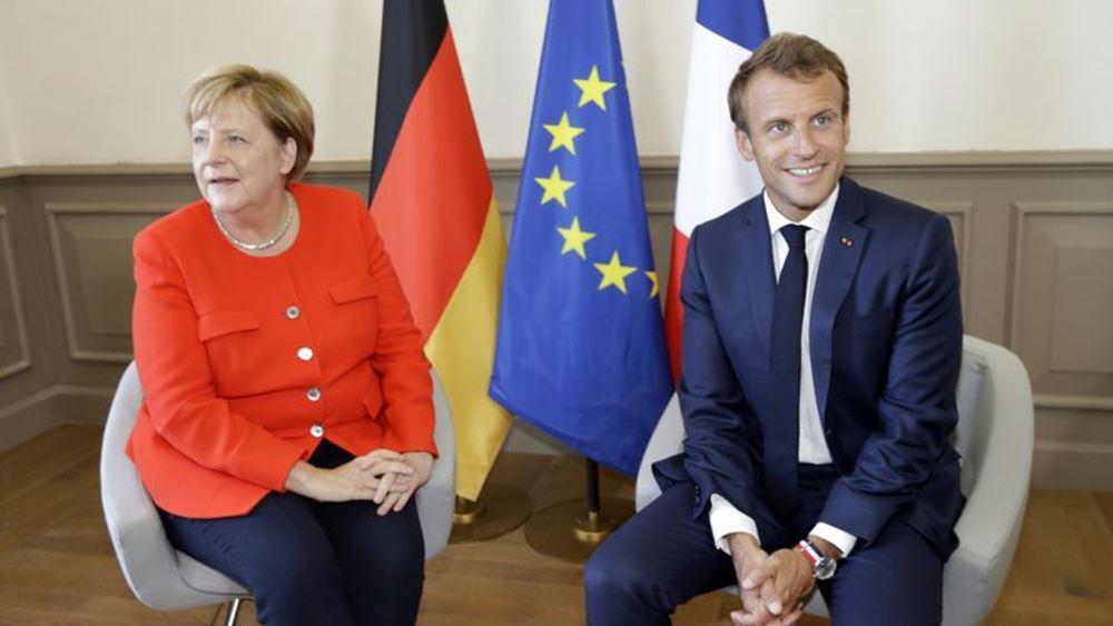 Ο γαλλογερμανικός άξονας επιστρέφει με προτάσεις για το μέλλον της Ευρώπης